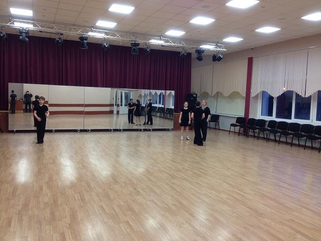 Танцевальный клуб Латиеский квартал