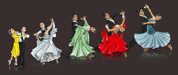 Классификация танцоров