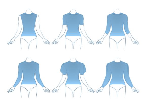 Правила танцевального костюма для категории Дети