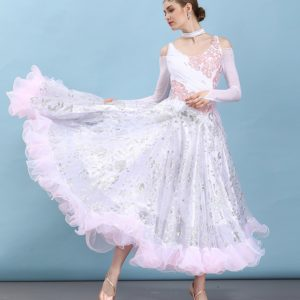 Платье стандарт белое